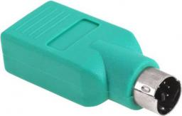 Adapter USB USB - PS/2 Zielony (ZLA0502-2)