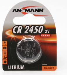 Ansmann Bateria CR-2450 LI/3.0V (5020112)