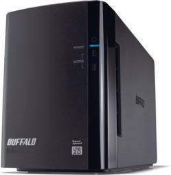 Dysk zewnętrzny Buffalo DriveStation Duo (HD-WL6TU3R1-EB)