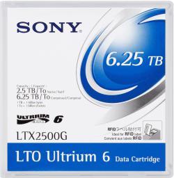 Taśma Sony Ultrium LTO-6 (LTX2500GN)