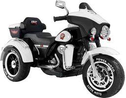 Lean Cars Motocykl na Akumulator ABM-5288 Biały