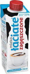 Łaciate Mleko UHT ŁACIATE, zagęszczone, niesłodzone, 0,25 l