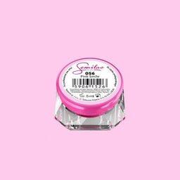 Semilac Semilac Kolorowy lakier żelowy 056 Pink Smile 5ml uniwersalny