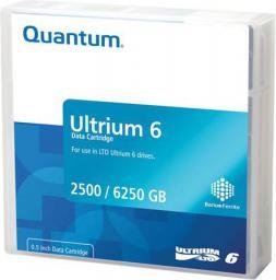 Taśma Quantum Quan LTO6 Medium 6250GB (MR-L6MQN-01)