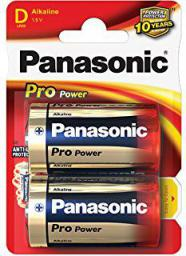 Panasonic Baterie Pro Power Gold D LR20PPG/2BP Mono (00215999)