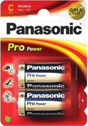 Panasonic Baterie Pro Power Gold 2X C LR14PPG/2BP Baby (00225999)
