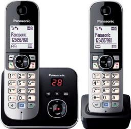 Telefon bezprzewodowy Panasonic KX-TG6822GB AB +1 MBT