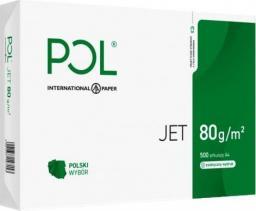 International Paper Papier ksero PolJet A4 80g. 500 arkuszy