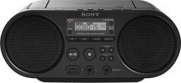 Radioodtwarzacz Sony ZS-PS50, czarny (ZS-PS50B.CET)