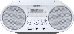 Radioodtwarzacz Sony ZS-PS50, biały (ZS-PS50W.CET)