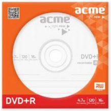 Acme DVD+R, 4,7 GB, 16X, koperta (4770070855898)