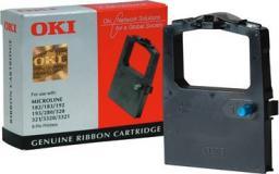 OKI Taśma do drukarki Microline ML280 / ML320 / ML321 / ML3320 / ML3321 czarna (09002303)