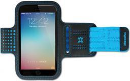 XtremeMac SportWrap do iPhone 6 i Samsung S5, Niebieski (IPP-XSP-23)