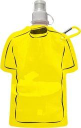 Upominkarnia Butelka składana żółta