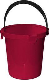 Plast Team Wiadro Z Pokrywą Berry Czerwone 5l (PT60780807)