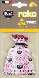 K2 Sport K2 Roko TRIO woreczek zapachowy Grapefruit 20g uniwersalny