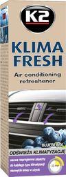 K2 Sport K2 Klima Fresh bezinwazyjny środek do czyszczenia klimatyzacji Blueberry 150ml uniwersalny