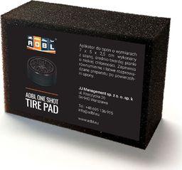ADBL ADBL One Shot Tire Pad gąbka do konserwacji opon uniwersalny