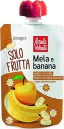 Ecor Mus z jabłek i bananów BIO 100 g Baule Volante