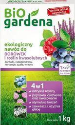Bio Gardena Nawóz do borówek i roślin kwasolubnych EKO 1kg