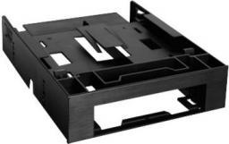 "Icy Dock 5,25"" > 3,5"" Converter / 2x 2,5"" slot Flex-Fit Trio (MB343SP)"