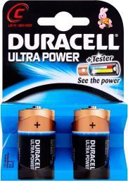 Duracell Bateria Ultra Power, C, LR14, 2 sztuki (DUR002852)