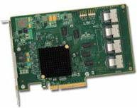 Kontroler LSI 6GB/HBA/SAS/Sgl/PCIe (LSI00244)