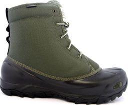 The North Face Buty zimowe męskie Tsumoru Boots (NF0A3MKSBQW1) zielone r. 42.5