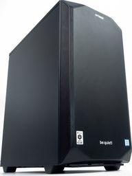 Komputer Optimus E-sport GH410T, Core i3-10100F, 8 GB, GTX 1050 Ti, 240 GB M.2 PCIe 1 TB HDD Windows 10 Home