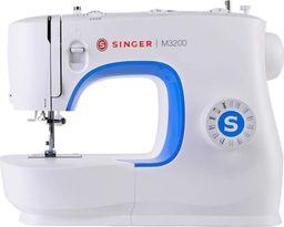 Maszyna do szycia Singer biało-niebieska (Singer M3205)