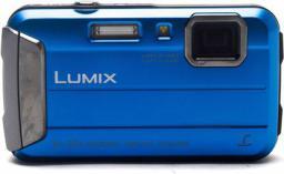 Aparat cyfrowy Panasonic DMC-FT30 Niebieski