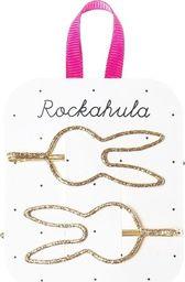 Rockahula Kids Rockahula Kids - wsuwki do włosów Glitter Bunny Gold