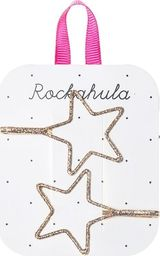 Rockahula Kids Rockahula Kids - wsuwki do włosów Starry Cut out Glitter Gold