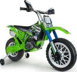Injusa Kawasaki Motor Elektryczny Cross 6V Ciche koła Injusa