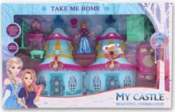Gazelo Zamek dla lalki Frozen (G147540)