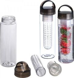 Basic Butelka na wodę szara