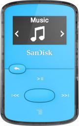 Odtwarzacz MP3 SanDisk SANSA Clip Jam 8GB niebieski (001397070000)