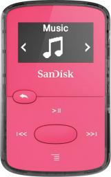 Odtwarzacz MP3 SanDisk SANSA Clip Jam 8GB różowy (001397110000)