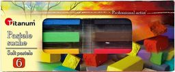 Titanum Pastele suche 6 kolorów