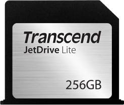 Karta Transcend JetDrive Lite 130 do MacBook 256 GB  (TS256GJDL130)