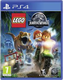 Lego Jurassic World (5051892192194) PS4