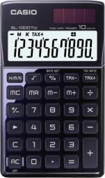 Kalkulator Casio SL-1000TW-BK Czarny