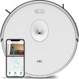 Robot sprzątający Trifo White z monitoringiem video