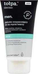 Tołpa Głęboko oczyszczający żel do mycia twarzy Dermo Men Pure 75ml