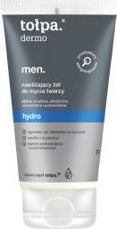 Tołpa Nawilżający żel do mycia twarzy Dermo Men Hydro 150ml
