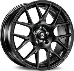 Sparco Felga aluminiowa Sparco Pro Corsa MATT DARK TITANIUM 7,5x17 5x112 ET 35 uniwersalny