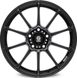 Sparco Felga aluminiowa ASSETTO GARA MATT BLACK 6,5x15 4x108 ET 18 uniwersalny