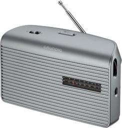Radio Grundig Music 60, srebrne (GRN1510)