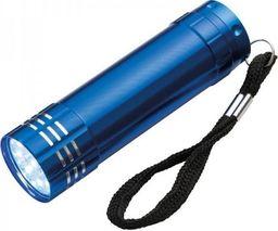 Latarka Basic Latarka 9 LED MONTARGIS uniwersalny