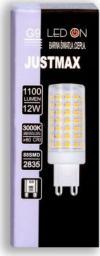 Auhilon Przezroczysta żarówka G9 LED ciepła 12W Auhilon WL-G9-12W01